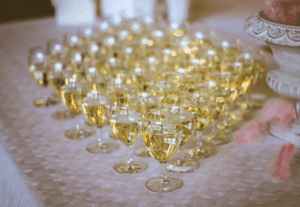 wedding flutes - Inventory