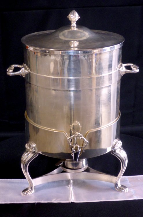 Silver Coffee Urn 100 Cup