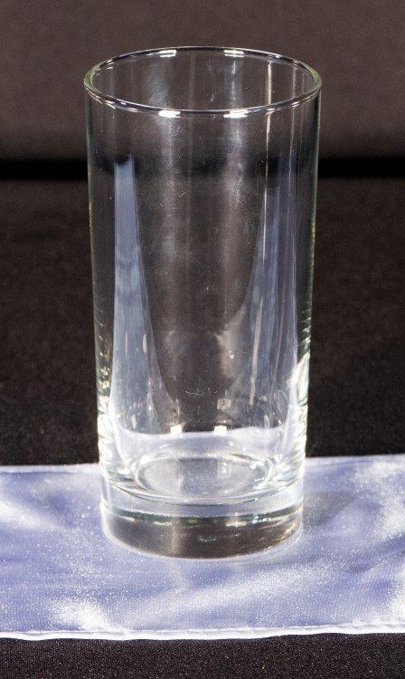 Glass Tumbler 12 oz.