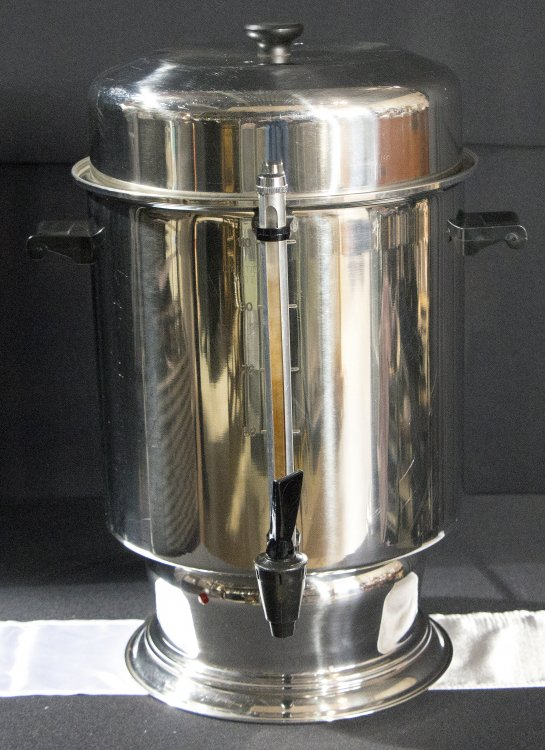 Coffee Maker 36 Cup