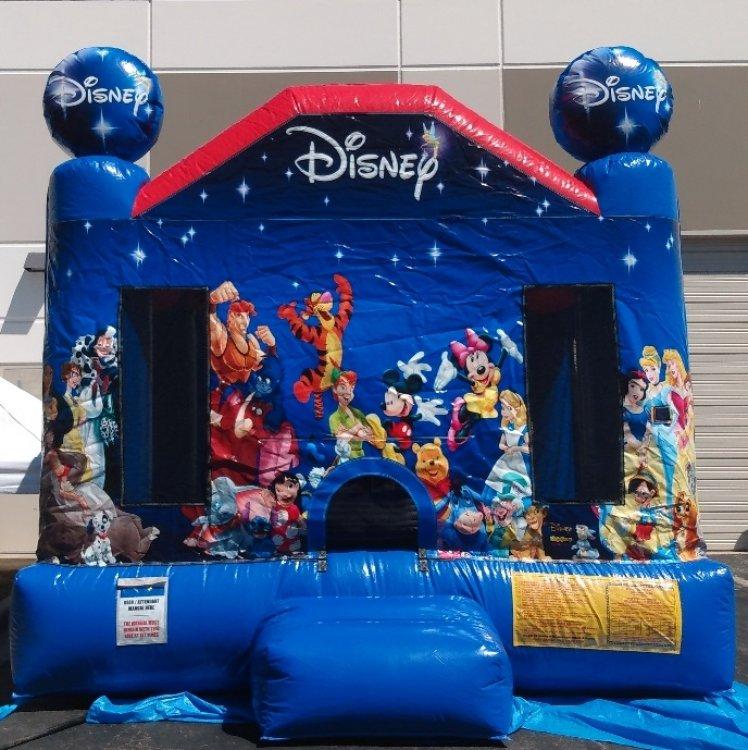 Disney Moon Jump 13' x 13'