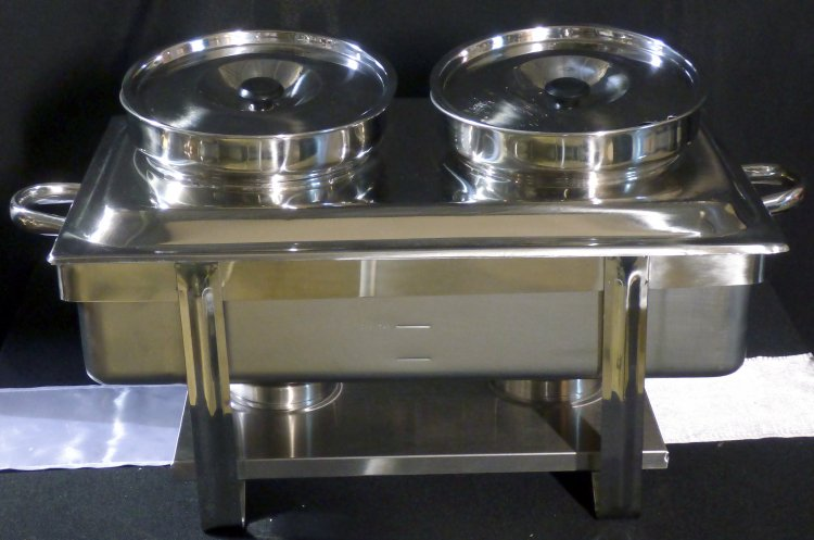 Chafer Soup 2 Compartment