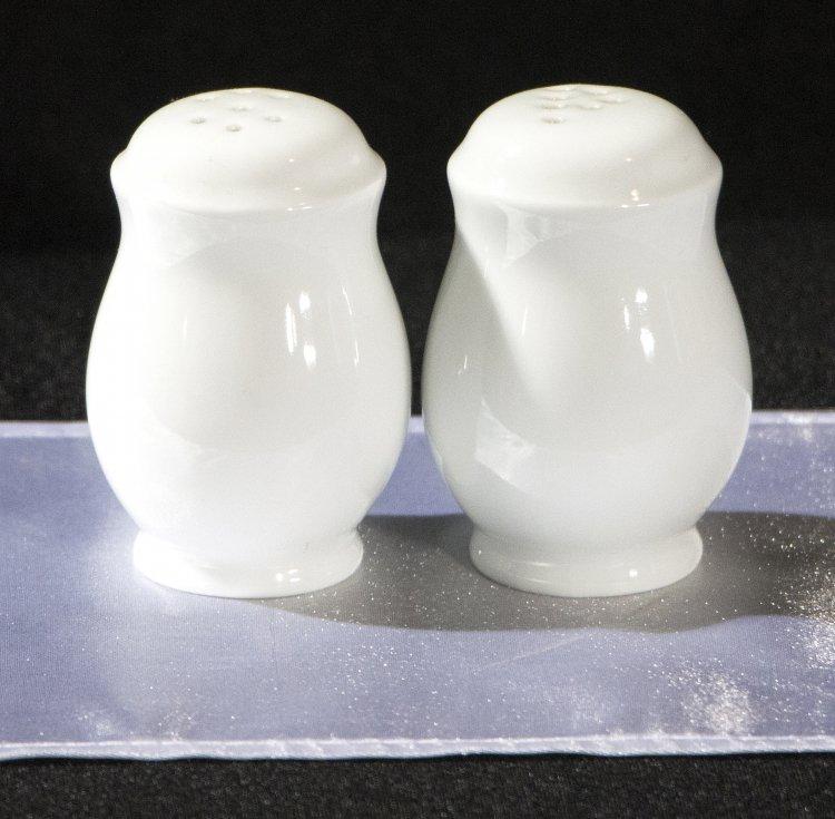 Ceramic Salt & Pepper Shakers