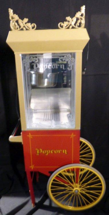 antique20popcorn20machine 1600894121 big - Antique Popcorn Machine With Cart