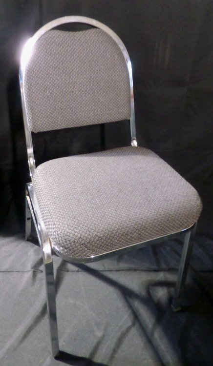 Stack Upholstered Chair