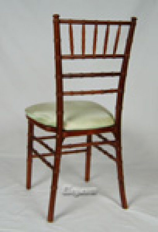 Chivari Chair Mahogany