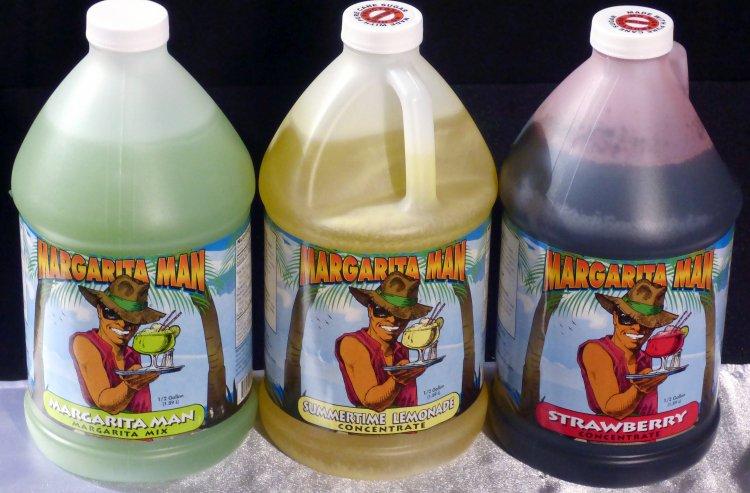 Slush/Margarita Mix 1/2 Gallon