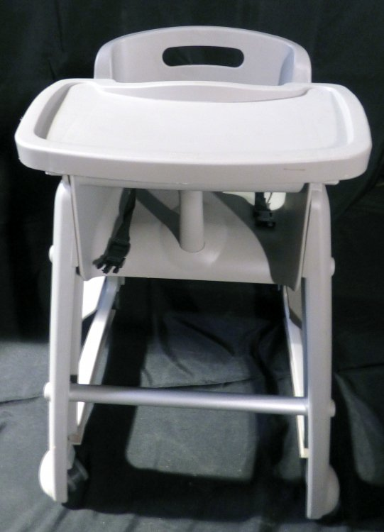 High Chair Plastic with tray