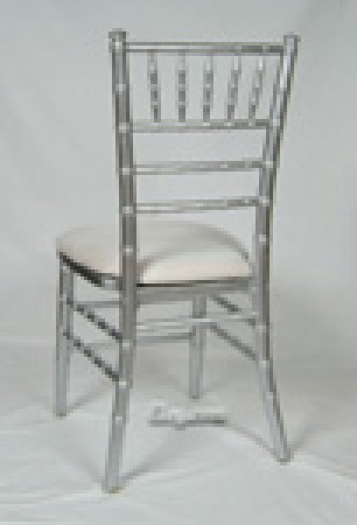 Chivari Chair Silver