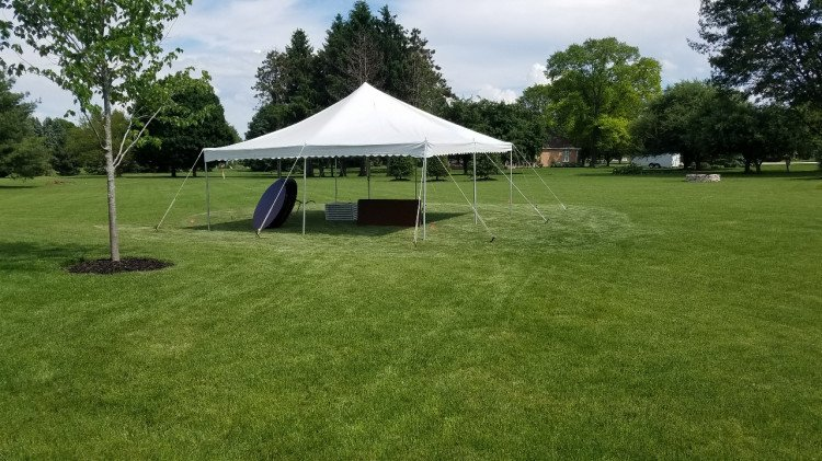 20' X 20' Tent/Canopy -- Package 1A