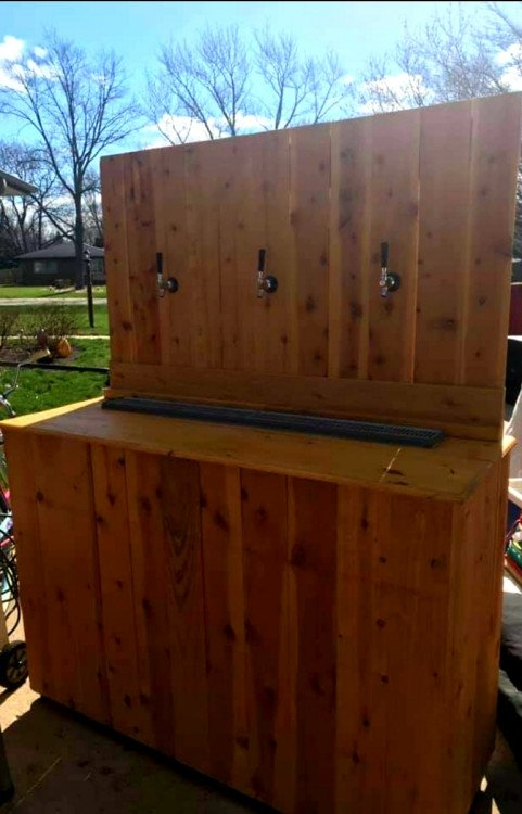 Triple Tap Bar Cedar