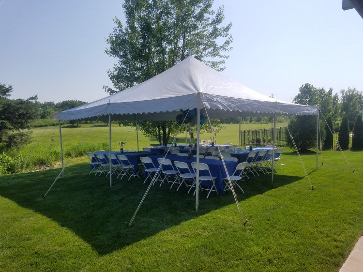 20' X 20' Tent/Canopy -- Package 1B