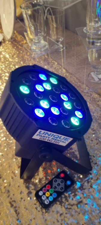 Wireless Led Light With Remote